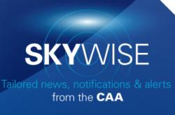 New alert from CAA